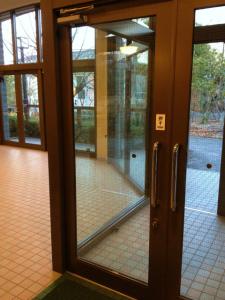 0122施工後,ガラス交換,修理,大阪市住之江区