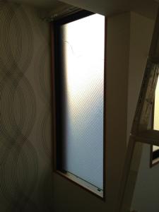 0124施工前,ガラス交換,修理,大阪市西区