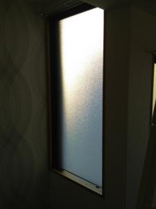 0124施工後,ガラス交換,修理,大阪市西区