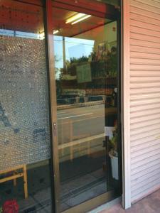 0128施工後2,ガラス修理,堺市中区