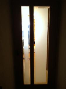 0210施工後,ガラス修理,堺市東区