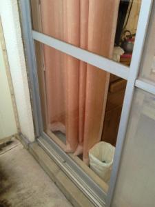 0208施工後3,ガラス修理,摂津市