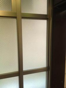0130施工後,ガラス交換,修理,淀川区