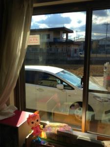 0205施工後,ガラス修理,堺市東区