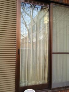 0210施工後,ガラス修理,堺市北区