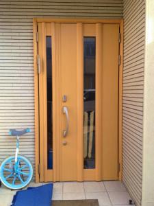 0131施工前,ガラス交換,修理,八尾市