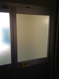 0130施工後,ガラス交換,修理,東淀川区