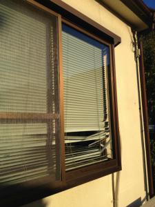 0303施工後,ガラス交換,修理,堺市南区