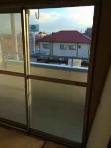 0221施工後,ガラス修理,堺市西区