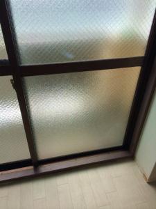 0228施工後A,ガラス修理,枚方市