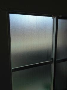0221施工後,ガラス修理,茨木市
