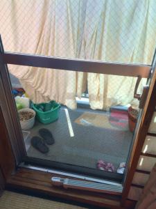0220施工後,ガラス修理,大阪市東淀川区