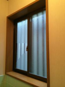0306施工前,ガラス修理,大阪市平野区