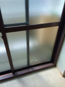 0228施工前A,ガラス修理,枚方市