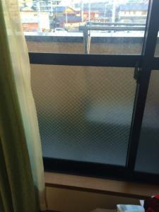 0224施工後,ガラス修理,泉佐野市