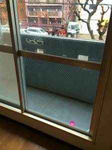 0227施工後,ガラス修理,大阪市東淀川区