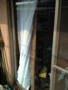 0228施工後,ガラス交換,修理,大阪市港区