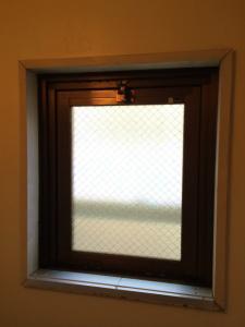 0221施工後A,ガラス修理,松原市